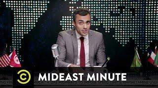 Mideast Minute - Oil