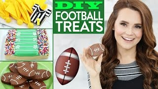 DIY Easy Football Treats!