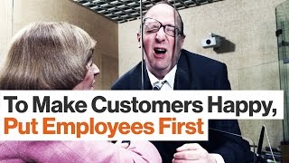 Simon Sinek: Actually, the Customer Is Not Always Right