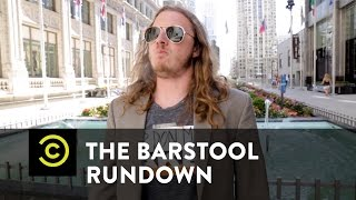 The Barstool Rundown: Live from Houston - Barstool on the Rise - Uncensored