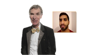 'Hey Bill Nye, What Technology Can We Expect to Have 50 Years From Now?' #TuesdaysWithBill