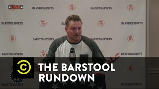 The Barstool Rundown: Live from Houston - Pat McAfee's Big Announcement