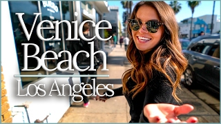 VENICE BEACH Shopping Challenge   Los Angeles, California