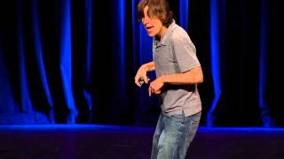 Rodney Mullen: Pop an ollie and innovate!