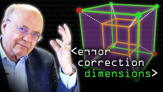 Multiple Dimension Error Correction - Computerphile