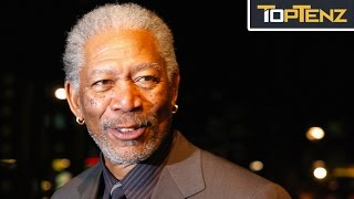 Top 10 Reasons for MORGAN FREEMAN to be Your ROLE MODEL