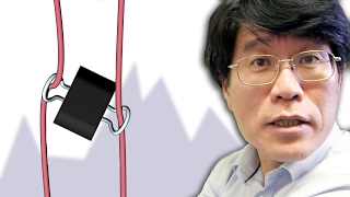 Binder Clip Climber - Numberphile