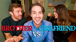 Who Knows Alex Best   GIRLFRIEND vs BROTHER