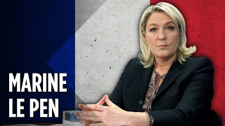 Could Far-Right Leader Marine Le Pen Be France's Next President?