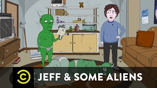 Jeff & Some Aliens - The Memory-Changing Machine