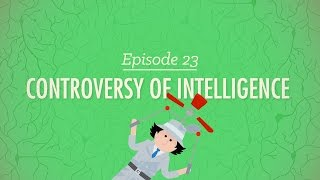 Controversy of Intelligence: Crash Course Psychology #23