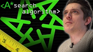 A* (A Star) Search Algorithm - Computerphile