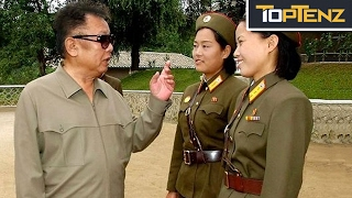 Top 10 TORRID LOVE LIVES of Hated DICTATORS