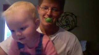 The Great Pacifier Battle