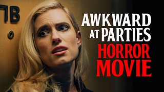 Awkward at Parties Horror Movie (with Allison Williams and Lil Rel)