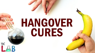 Testing Hangover Cures ft. Mamrie Hart | The LAB