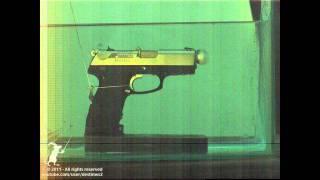 Pistol Underwater - Part B