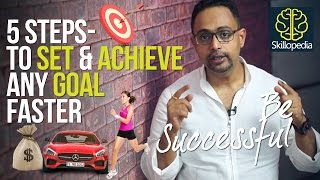 How to set Realistic Goals & Achieve them Successfully? Motivational | Inspirational | Be Confident