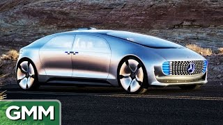 Mind Blowing Driverless Cars