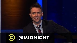 "#HashtagWars - #SadTVShows with ""The State"" - @midnight with Chris Hardwick"