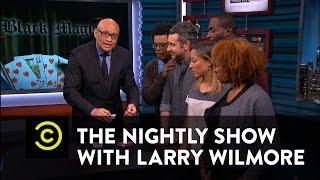 The Nightly Show - Black Magic - #OscarsSoWhite