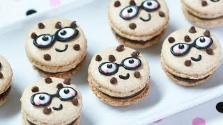 NERDY NUMMIES SMART COOKIE MACARONS - NERDY NUMMIES