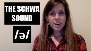 American English Pronunciation Course: The Schwa Sound | RAMIREZ ENGLISH