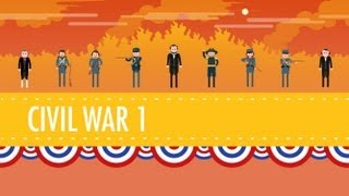 The Civil War, Part I: Crash Course US History #20