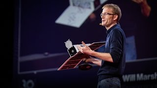 Will Marshall: Tiny satellites that photograph the entire planet, every day