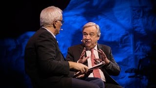 Refugees Have the Right to Be Protected | António Guterres | TED Talks