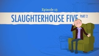 PTSD and Alien Abduction - Slaughterhouse-Five Part 2: Crash Course Literature 213
