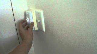 How To Turn on the Toilet Fan