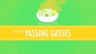 Passing Gases: Effusion, Diffusion and the Velocity of a Gas - Crash Course Chemistry #16