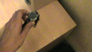 How To Pick Up a Watch