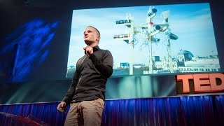 Art That Lets You Talk Back to NSA Spies | Mathias Jud | TED Talks