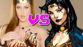 New Wonder Woman and New CHANNEL! (Part 2)