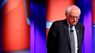 Bernie Sanders Has A Hatchet In His Back, Courtesy Of The Media