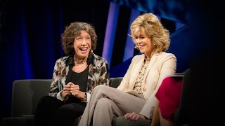 A Hilarious Celebration of Lifelong Female Friendship | Jane Fonda and Lily Tomlin | TED Talks