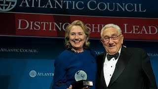 Here's What Hillary Clinton's War Criminal Friend Did