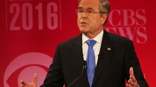 'Quagmire' Jeb Wants To Fight Both Sides Of Syria's Civil War