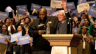 Rapper Killer Mike Delivers Awesome Speech For Bernie Sanders