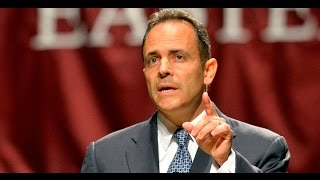 Newly Elected Kentucky Governor Promises To Gut Medicaid