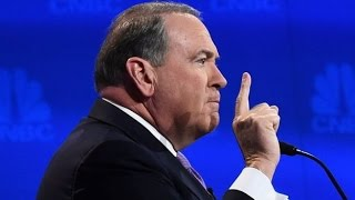 Mike Huckabee Calls For 'War' On Disease -- And He's Right