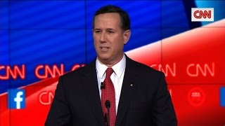Rick Santorum: Give Immigrant Kids The 'Gift' Of Deportation