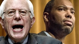 Bernie Sanders Ripped For Being Anti-Reparations By Ta-Nehisi Coates