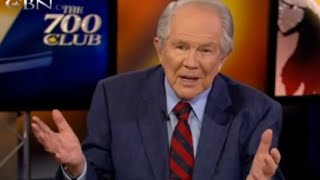 Pat Robertson: If You Believe In God You Go To Jail