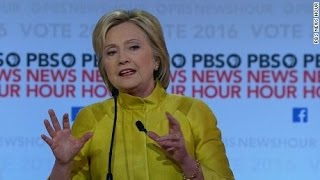 Hillary Clinton: Wall Street Money Is Fine, Obama Took It Too!