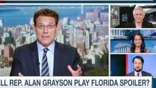 MSNBC: Is Alan Grayson The Liberal Donald Trump?