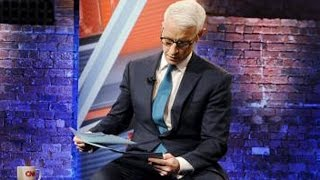 WATCH: Anderson Cooper Makes An Ass Of Himself