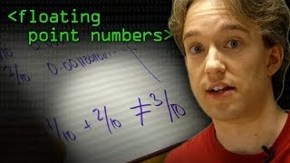 Floating Point Numbers - Computerphile